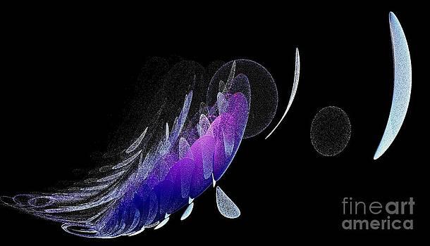 Gail Matthews - Angel follows the moon