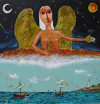Angel by Ivaylo Georgiev
