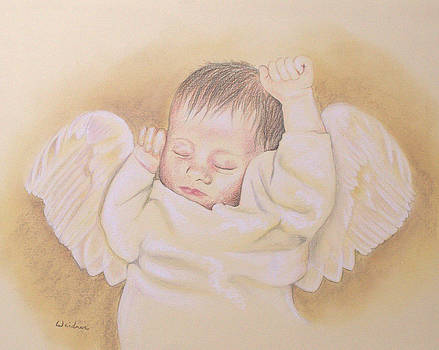 Angel by Kathy Weidner