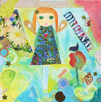 Angel by Melinda Etzold