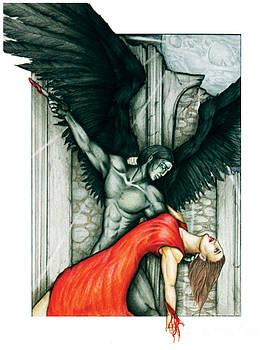 Angel of Death by Derrick Rathgeber