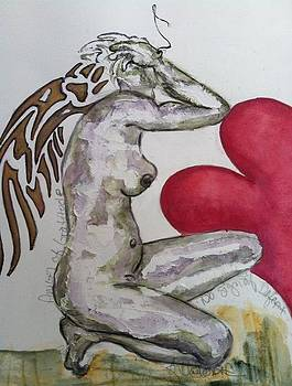 Angel of Gratitude by Suzanne Macdonald