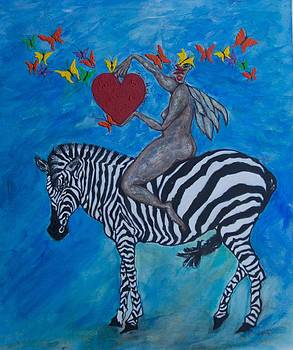 Angel of My Heart  by Suzanne Macdonald