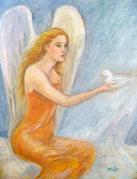 Angel of Peace by Relly Peckett