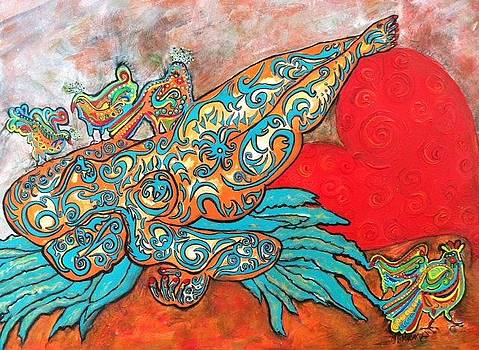 Angel Of Trust by Suzanne Macdonald