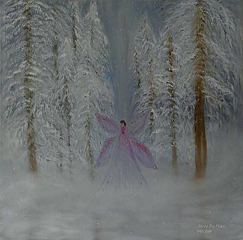 Angel of Winters Past by Sherry Flaker