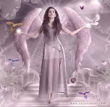 Angel  by Ratan Sonal