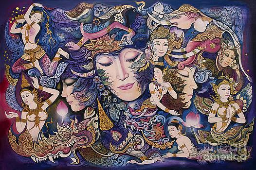 Angels by Kritsana Tasingh