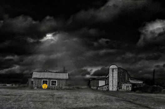 Emily Stauring - Angry Skies with a Smile