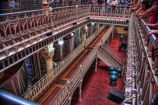 Anheuser-Busch Brewery-2 by Janet Maloy