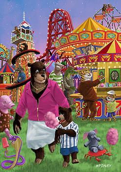 Martin Davey - animal fun fair