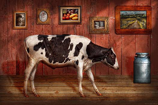 Mike Savad - Animal - The Cow