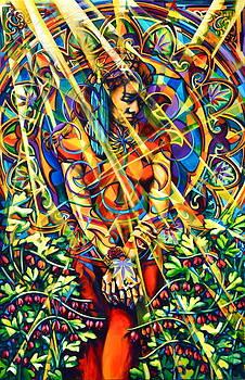 Annelise's Garden by Greg Skrtic
