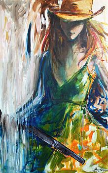 Annie Oakley by Nancy Hilliard Joyce