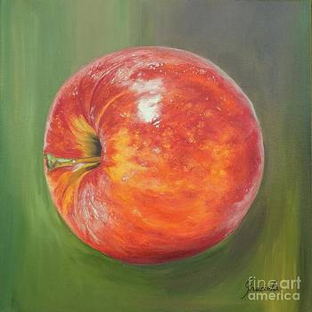 Another Apple by Graciela Castro