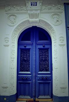 Another door to another place by Paris Color