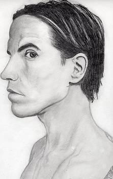 Anthony Kiedis  by Lisa  Esposito