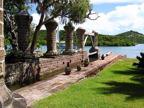 Gilbert Artiaga - Antigua Bay