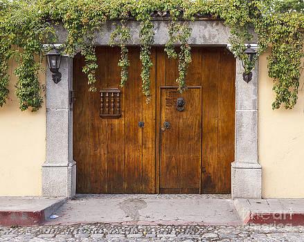 Antigua Doors by Scott Kerrigan