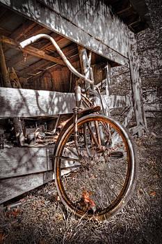 Debra and Dave Vanderlaan - Antique Bicycle