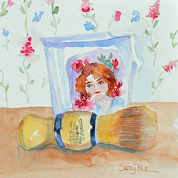 Antique Mug by Suzy Pal Powell