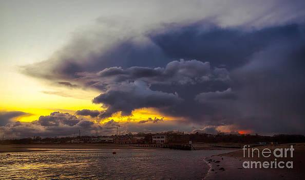 English Landscapes - Anvil Cloud #2