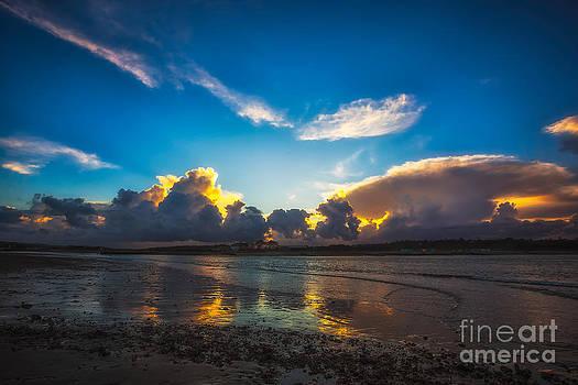 English Landscapes - Anvil Cloud