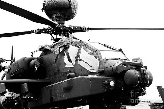 Apache 3 by Alan Oliver