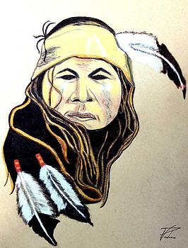 Apache Warrior by Ayasha Loya