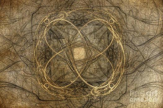Randy Steele - Apophysis Fractal Golden Ring