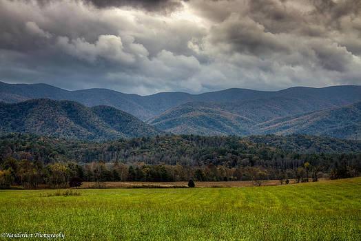 Appalachian Mountain Range GSMNP by Paul Herrmann