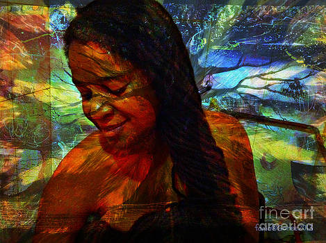 Apparition- Qui est elle by Fania Simon