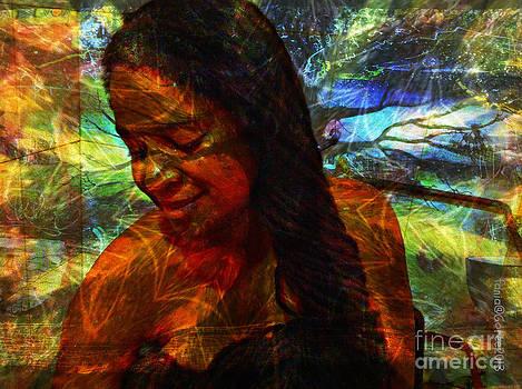 Appearance - Who is she by Fania Simon