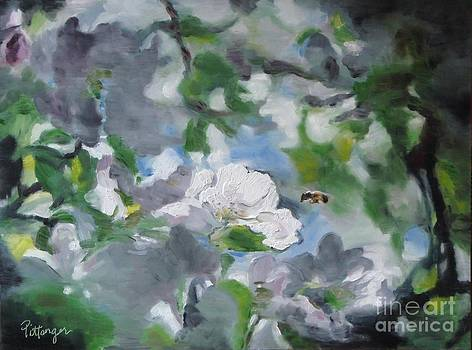 Apple Blossom Buzz by Lori Pittenger