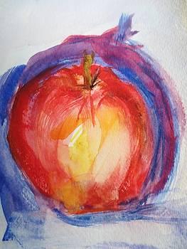 Apple by Cindy Lawson-Kester