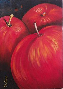 Apple by Cristina Chavez