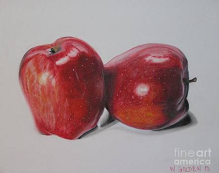Apple Study by Wil Golden