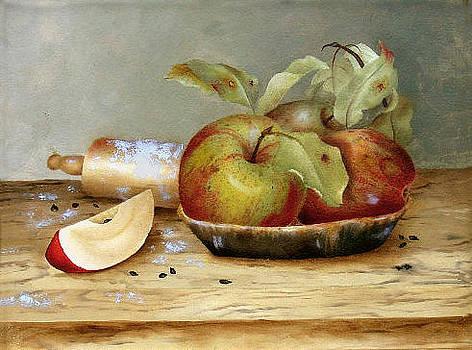 Apple Time by Sharen AK Harris