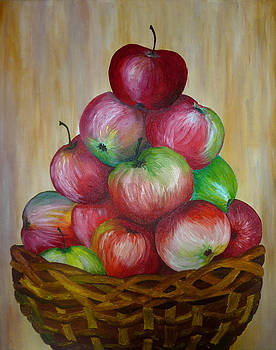 Apples by Beata Dagiel