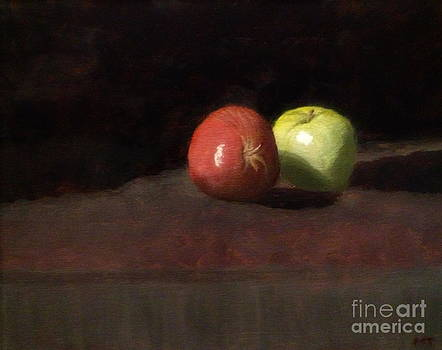 Apples by Michelle Treanor