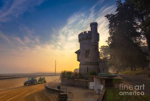 English Landscapes - Appley Tower #2