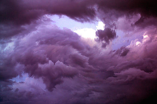 Approaching Storms by Dennis Begnoche