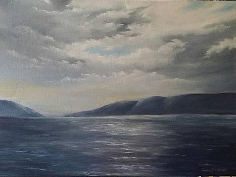 Apres l'orage by Jessica Fleurentin