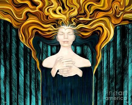 Aqua Angel by Dia T