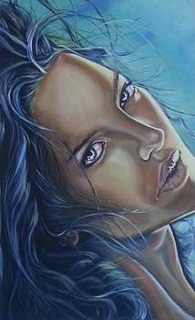 Aqua by Kim McWhinnie