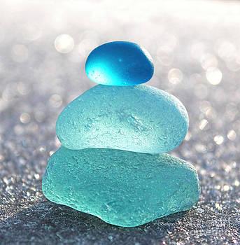 Barbara McMahon - Aquamarine Ice