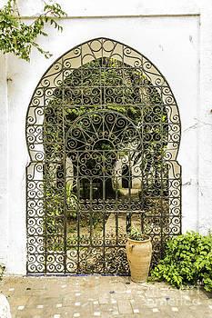 Arabian Door by Stefano Piccini