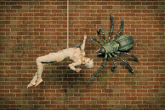 Liam Liberty - Arachnophobia - Mecha Spider