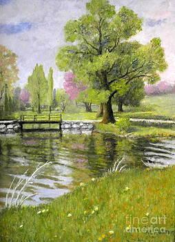 Arboretum 1 by Al Hunter