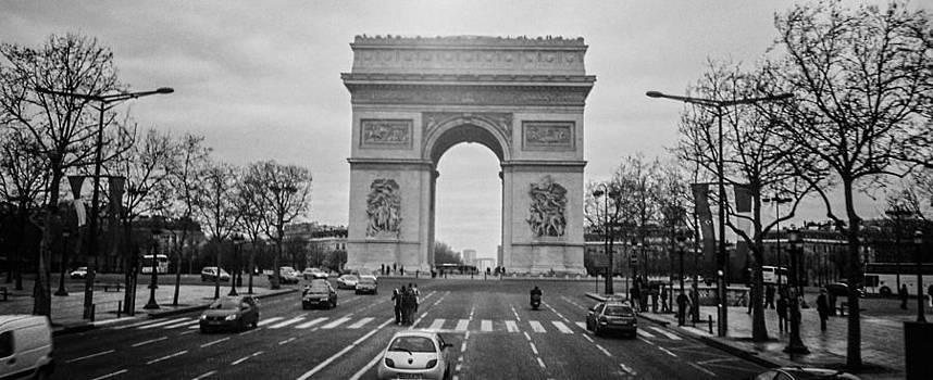 Steven  Taylor - Arc de Triomphe